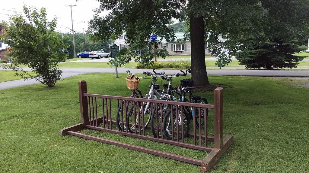 Park Your Bike in Dilltown