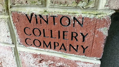 Vinton Colliery Miner's Memorial