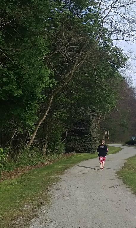Ghost Town Trail Jog