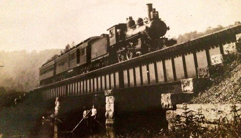 Armerford Bridge, c. early 1900s