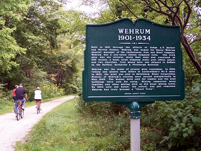 Wehrum Historical Marker
