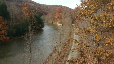 A View from the Route 56 Bridge