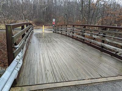 IUP Bridge