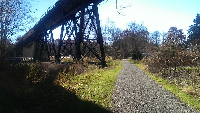 The Quarter-Mile Bridge