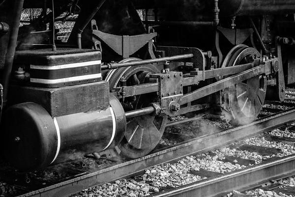 Little River Railroad 1 Drivers