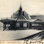 Postcard Union Station (05063)