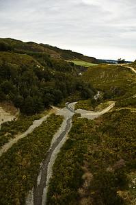 Ford crossing Canterbury South Island Te Wai Pounamu New Zealand - Sep 07
