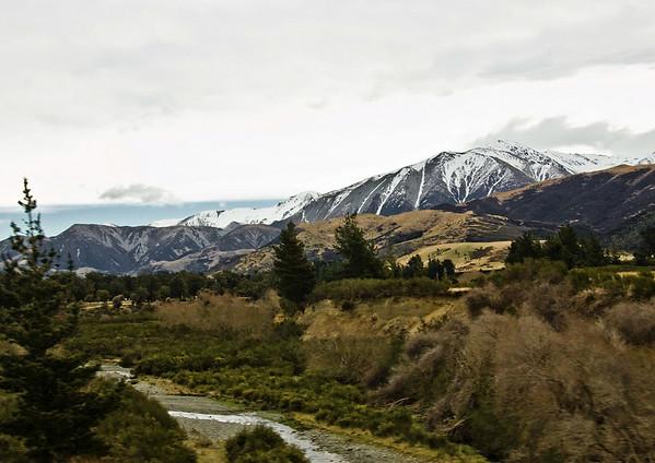 Canterbury South Island Te Wai Pounamu New Zealand - Sep 07