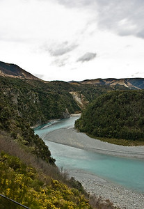 Waimakariri River Canterbury South Island Te Wai Pounamu New Zealand - Sep 07