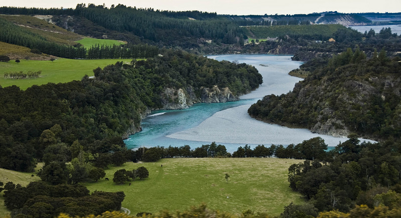 Waimakariri River Canterbury South Island Te Wai Pounamu New Zealand - Sep 07