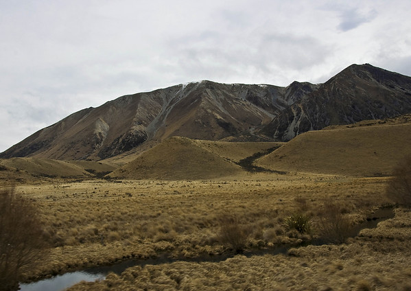Arthurs Pass Canterbury South Island Te Wai Pounamu New Zealand - Sep 07