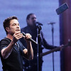 Train  live at DTE on 6-25-2017. Photo credit: Ken Settle