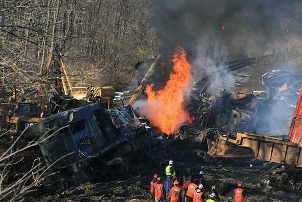 Liberty Township Indiana 3 Freight Train Accident In Porter County
