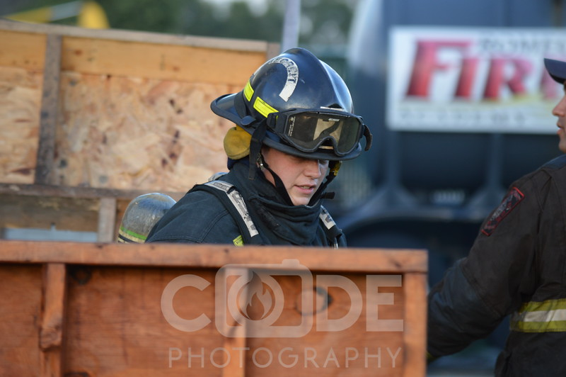 Photo's of the Romeoville hosted Fire Academy. The class is composed of fire fighters from the Lyons Fire Department and self sponsors.