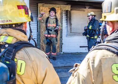 Advanced Fire Control Training