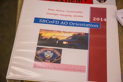 AO Orientation