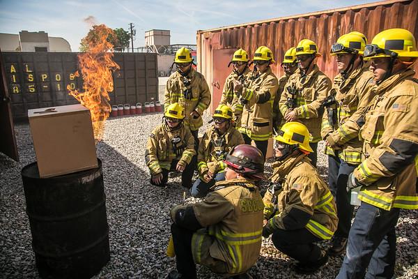 Fire Behavior