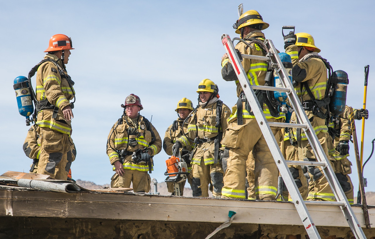 Fire Control 3, Tower 8. 04-27-17