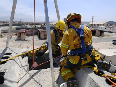 Confined Space Training 5-2014