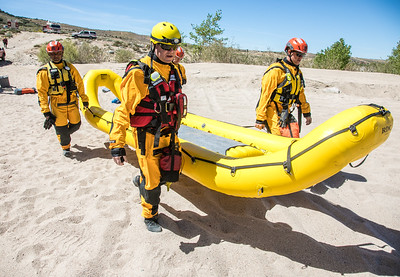 Swift Water Rescue Training. 03-29-17