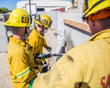USAR RS2 Training  Sewell Training Center 2016