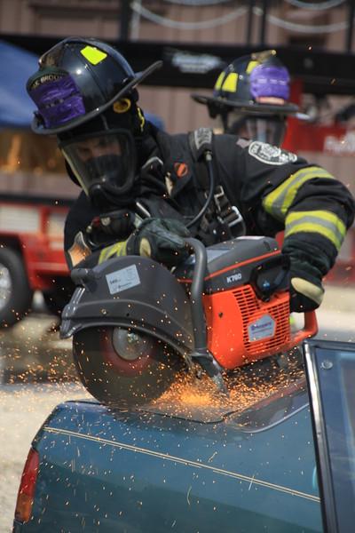 Nipsta Academy Class 1303 Car Fires