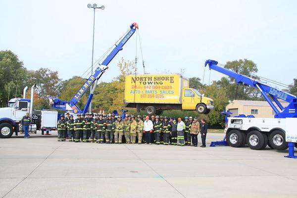 NIPSTA Public Safety Training Academy VMO Tech Class With Lin-Mar Towing