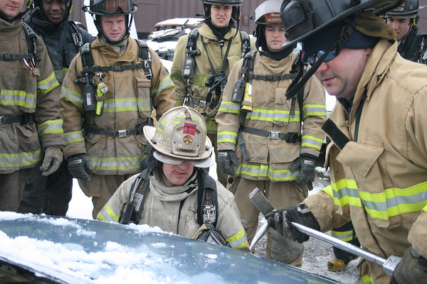 NIPSTA FIREFIGHTER 2 WINTER 2011 CAR FIRES