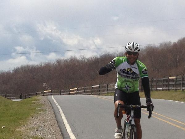 George Riding