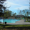 Simi Valley Park 50 Meter Competition Pool in the Winter...