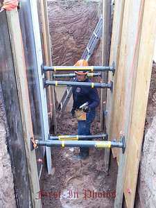 USAR Trench Training 8-13-12