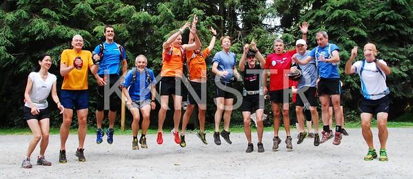 Salomon runners airtime.