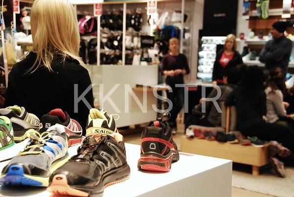 March 12, 2014 - Knee Knacker Information Night