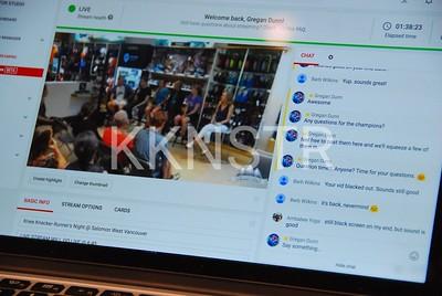 Live Stream Chat feedback