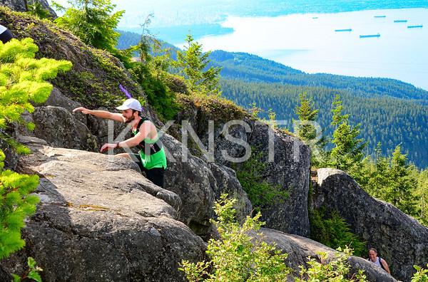 Jun 25, 2017 - Climb to Eagle Bluffs