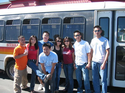 Summer '04 Retreat / Unity Road Trip