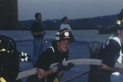 2001 Fire Academy Class