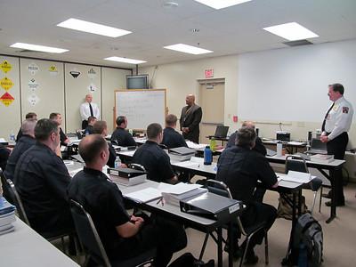 2013 Academy Class