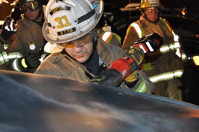 3/28/16 Vehicle Rescue Training