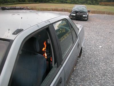 Arson Investigators Vehicle Program