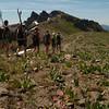 basinpeakski-2014_hike-ridge-castlepeak2