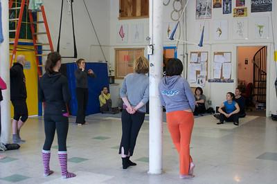 Circus Instructor Gathering: Aerials 1.12