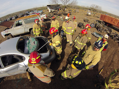Extrication Class '14