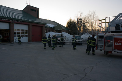 March Training - Ground Ladders