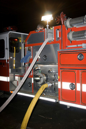 October Fire Trianing - Pump Training