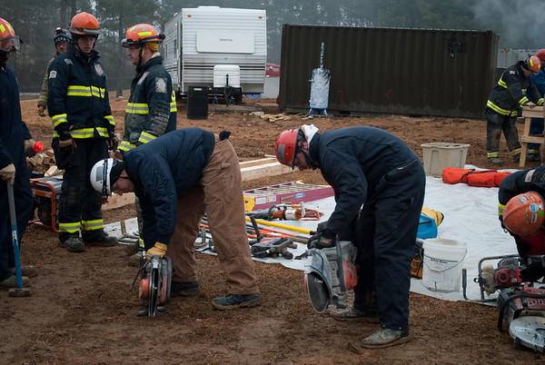 Structural Collapse Rescue Jan 2011