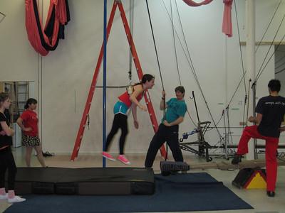 Circus Workshop Weekend 4.11