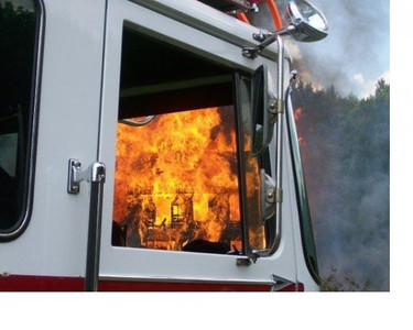 Live Burn Training - Lunenburg Rd. 2008