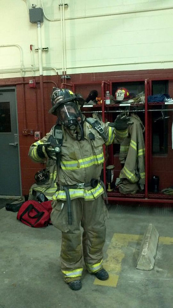 SCBA Confidence Training - Nov, 2011