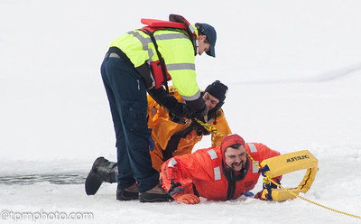 Ice/Cold Water Rescue Training - 02/16/2013